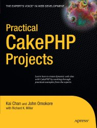 Practical CakePHP Projects (Expert's Voice in Web Development)
