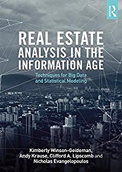 Real Estate Analysis in the Information Age: Techniques for Big Data and Statistical Modeling