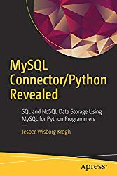 how to create a database in mysql using python