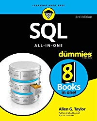 SQL All In One For Dummies