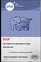 PHP: A Beginner's Guide.